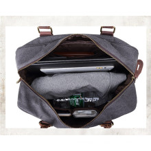 Best Quality Canvas Leather Travel Waterproof Duffel Bag