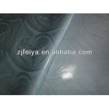 Afrique Tissu Brocade Coton Bazin Riche Damassé Shadda Guinée Doux Textiles Tissu Nigérian