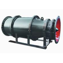 Hydraulische und wasserdichte Pumpe