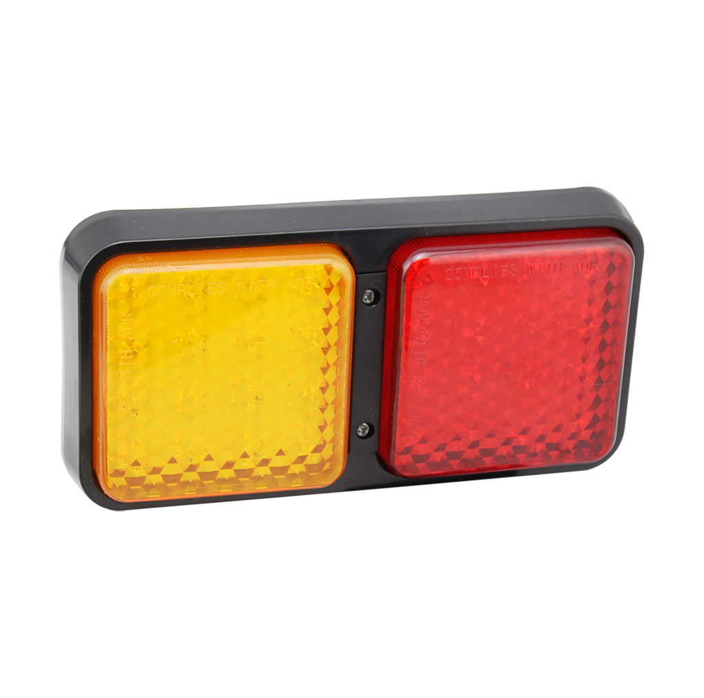 LED Rear Lamps for Heavy Trucks