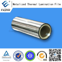 Silver Metalized Film for Paper Laminating