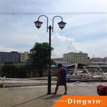 Nouveau style Sodium Street Lights pour jardin en hauteur 4.5m