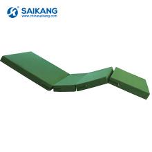 SKP003 Comfort Sponge Hospital Mattress Pads Of Bed