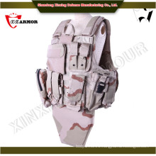 Gold supplier China Protection military tactical bulletproof vest