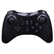 Controlador de teclado sem fio Classic Pro Controller com cabo USB para Nintendo WiiU para wii u