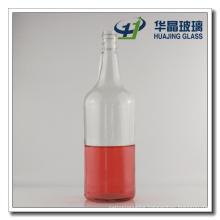 Manufacturer Supply 1125ml Big Volume Empty Glass Wine Bottle