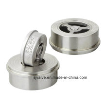 Stainless Steel Dimensions Dual Plate Check Valve