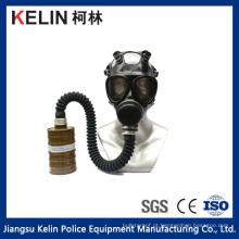 Máscara de gás para segurança com canal de voz