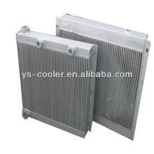 Radiador del compresor de aire