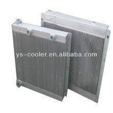 Радиатор воздушного компрессора