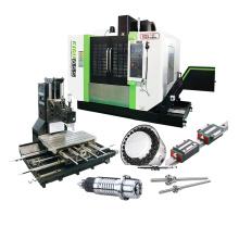 Linear guideway CNC milling machine MVL855 High-precision CNC vertical machining center