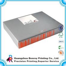 Крафт-бумаги коробки упаковки & доставки упаковка & доставка упаковки рифленой коробки для изготовленный на заказ Логос