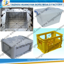 plastic storage box mould