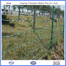 Barbed Wire Fence Highway Guardrail Net