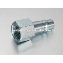 ferramenta pneumática do plugue fêmea do tipo milton de XR10A1111 do acoplador do ar