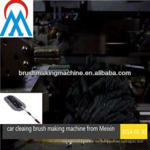 cepillo de la cera del coche 2014 popular que hace la fabricación de China de la máquina