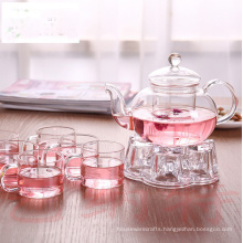 Bulk Decorative Tea Pot Set
