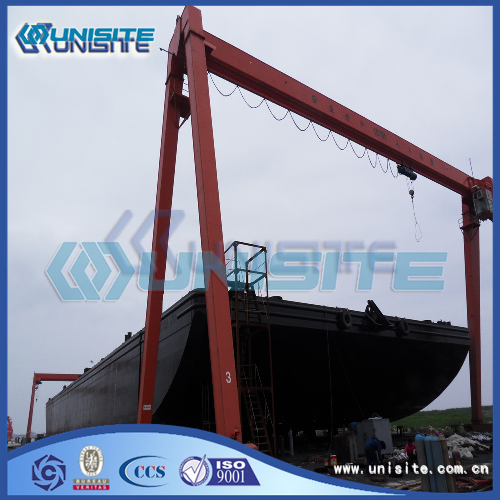 Sand Dredging Container Barge for sale