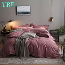 Chinese Factory Directly Make 100% Cotton 60s Stripe Bedding Sheet Duvet Cover Sets