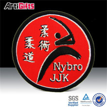Artigifts company Professional community development building embroidery applique patch patch