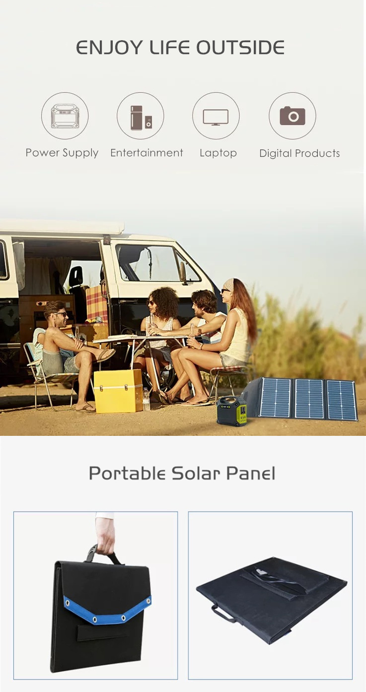 Foldable solar panel delight eco energy