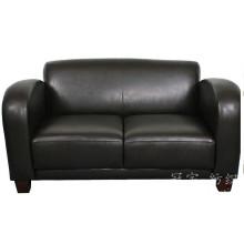 Tissu 100% de Faux Suede de couverture de meubles de polyester avec l'arrière