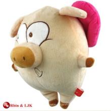 Kundengebundene Soem-Entwurfs-Plüsch-Tanzenschwein