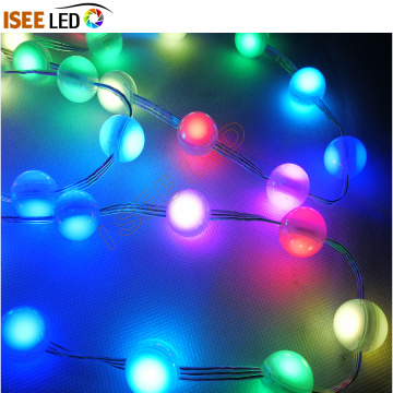 Program 3D LED Ball Matrix Perde Işık