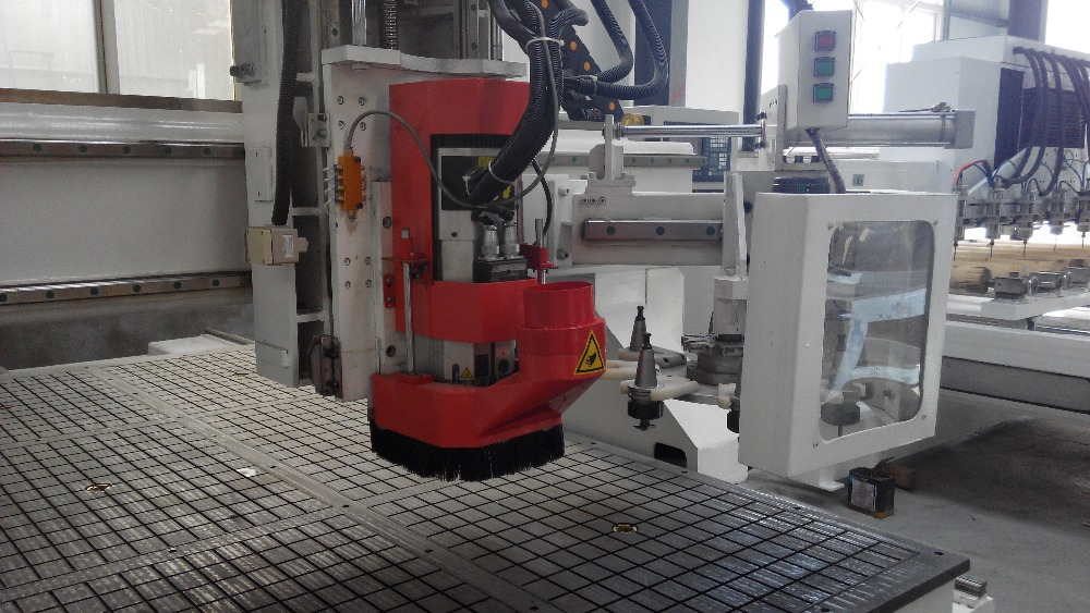 ATC Woodworking CNC Router