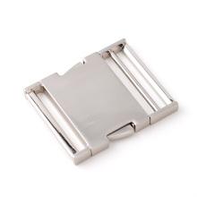 Boucle réglable en métal réglable en métal de 50 mm pour les sacs à main
