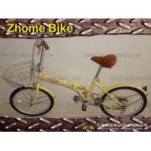 Bicicletas/20 polegadas bicicleta dobrável de bicicleta para o Japão e nos mercado de dobramento