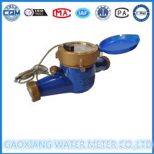 Multi Jet Dry Water Meter with Pulse Output