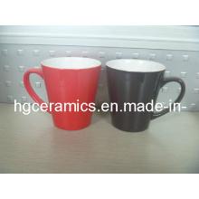 Tasse 11oz Latte, tasse de changement de couleur de Latte