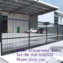 House playground fence