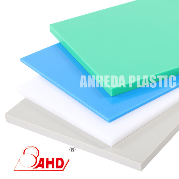 Hdpe Sheet Colored
