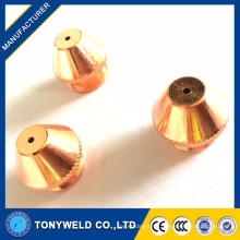 plasma cutting consumables tianzong100 cutting nozzle and electrode