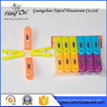 Wholesale plastic clothes clip