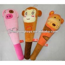 animal plush pens