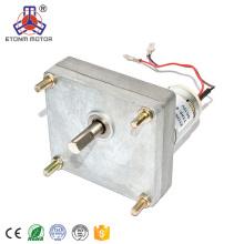Motor de la caja de cambios de la máquina expendedora 6V 24V Mini