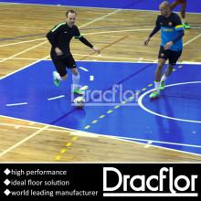 Revestimento de esportes de vinil para quadra de futsal interior