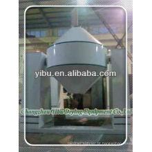 Secador de vácuo de mistura giratória