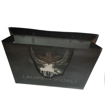Printed Color Paper Gift Shopping Bag