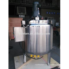 stainless steel mixing tank for liquid detergent