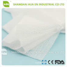 absorbent Non-sterile sterile non woven precut gauze swab with different size