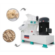 Bamboo Pellet Machine In Production Line