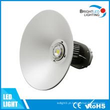 Luz alta industrial dourada da baía do diodo emissor de luz do fornecedor 250W