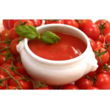 Pasta de tomate en conserva 22-24% / 28-30% de alta calidad