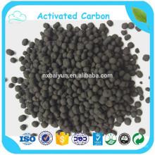 La purificación del gas natural utilizó el precio del carbón activado basado en el carbón en la India