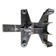 Металлические стальные детали для железных дорог OEM