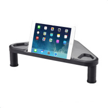 Height Adjustable Smart Monitor Laptop Stand Riser